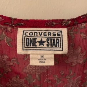 Converse Tops - Converse blouse tank